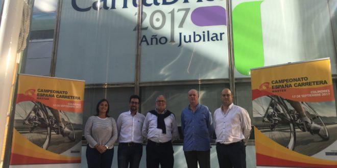 Presentación Campeonato España Colindres