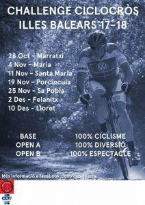 Ciclocross Baleares 2017