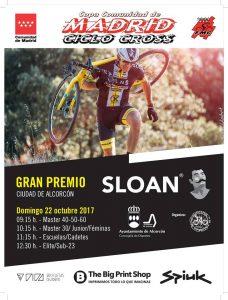 Ciclocross Alcorcón 2017