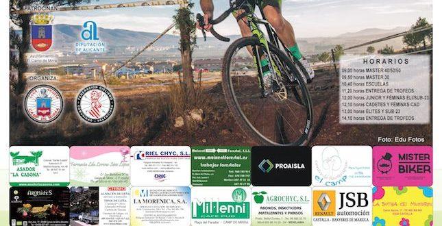 Ciclocross Almirra 2017