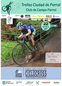 Ciclocross Ferrol 2017