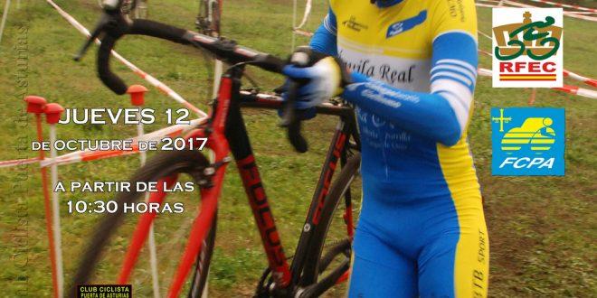 Ciclocross Pola de Lena 2017