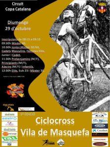 Ciclocross Masquefa