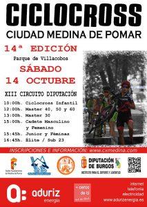 Ciclocross Medina de Pomar 2018
