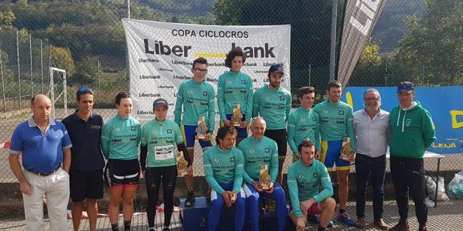 Clasificaciones Ciclocross Villayana 2017