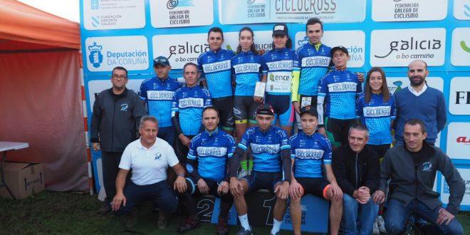 Clasificaciones del Ciclocross Valle de Esmelle