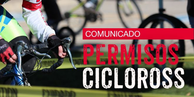 permisos ciclocross