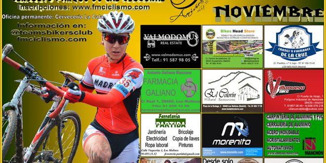 Ciclocross Los Molinos 2017