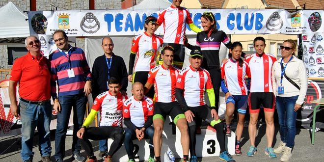 Clasificaciones del Ciclocross de Los Molinos 2017