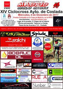Ciclocross Coslada 2017
