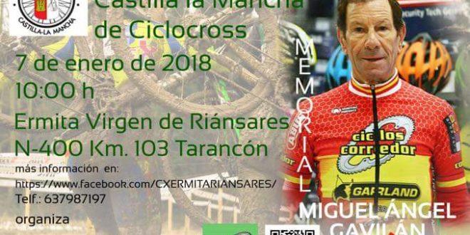 Ciclocross Tarancón 2017