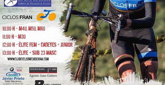 Ciclocross La Tenderina 2018