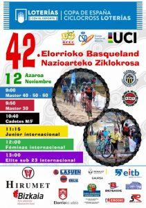 Ciclocross Elorrio 2017