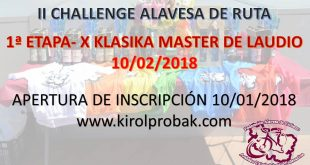 Challenge Alavesa 2018