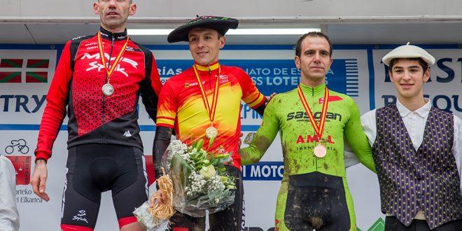 Campeones de España Máster de Ciclocross 2018
