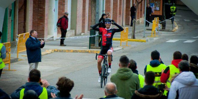 Germán Gil gana la primera etapa del Fin de Semana Máster Tarazona 2018