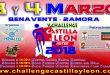 Últimos días para inscribirse en la Challenge de Castilla y León 2018