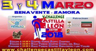 Inscripciones Challenge Castilla y León 2018