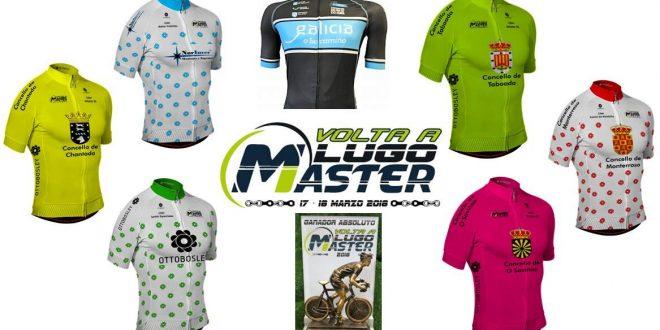 Maillots Volta Lugo 2018