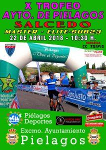 Carrera Piélagos 2018