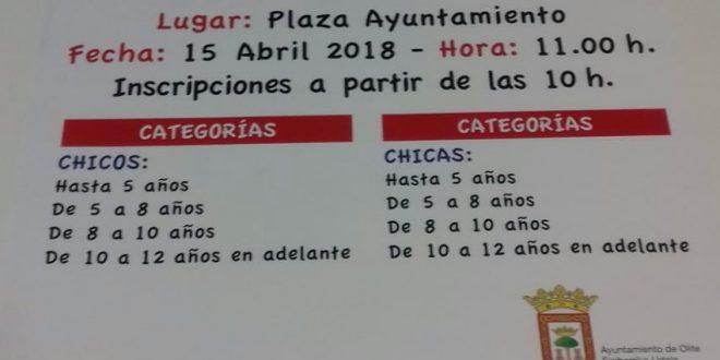 Gymkana para los niños en la Copa de España en Olite