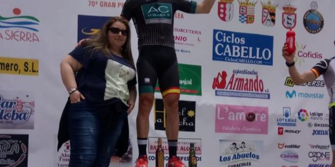 Crónica del Gran Premio Ciclista Alcolea