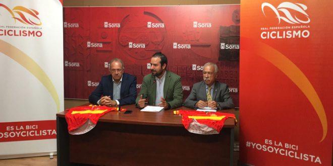 Los Campeonatos de España Máster 2018 se disputarán en Soria