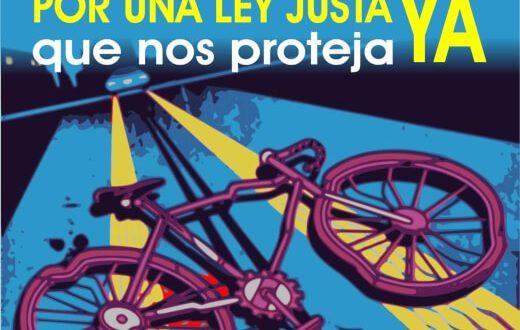 Convocatoria de movilizaciones #Porunaleyjusta