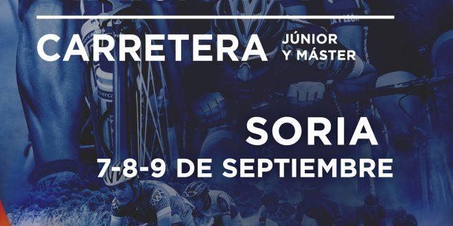 Campeonato España Soria 2018 M30