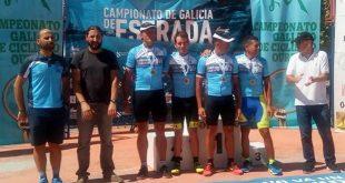 Campeones Galicia Máster 2018