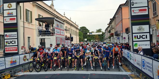 Crónica del Campeonato del Mundo Varese 2018