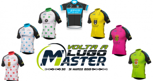 Maillots Volta Lugo