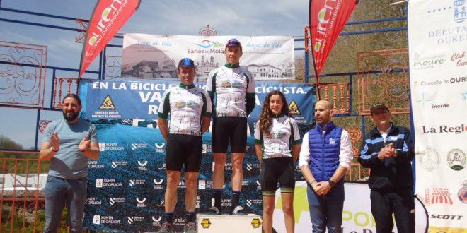 Crónica de la tercera etapa de los 4 días de Ourense a Provincia Termal