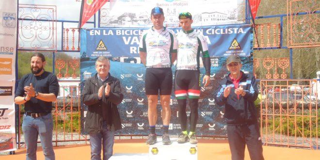Crónica de la primera etapa de los 4 días de Ourense A Provincia Termal