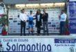 Clasificaciones de la contrarreloj de la Vuelta a Salamanca 2019
