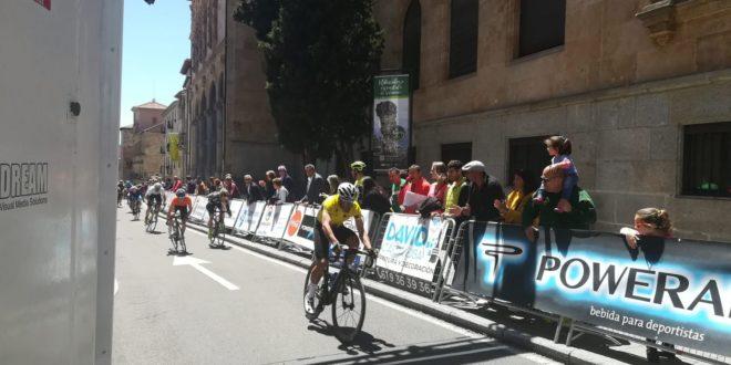 Clasificaciones de la Vuelta a Salamanca 2019