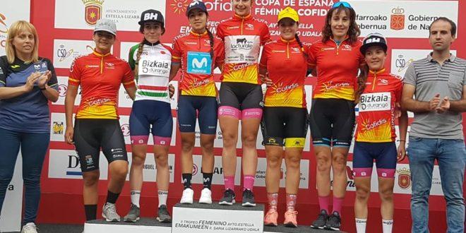 Campos y Daza vencedoras de la Copa de España Cofidis
