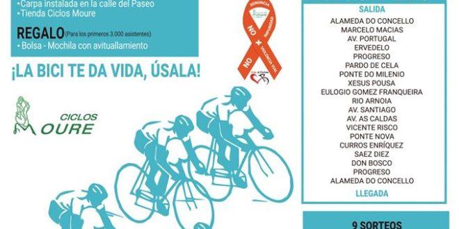 En bici contra la violencia vial