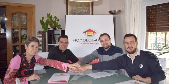 Homologarion Student Services