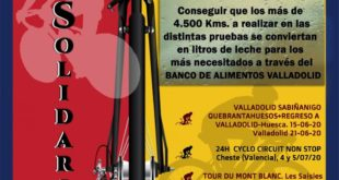 Retos Solidarios Guillermo
