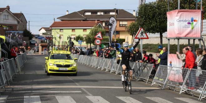 Crónica de la 2ª etapa de la Vuelta a Cantabria 2020