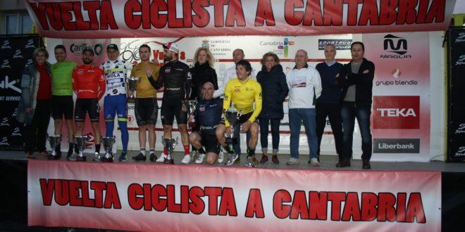 Vuelta a Cantabria 2020