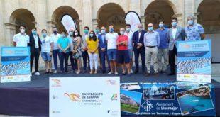 Presentación Campeonato España 2020