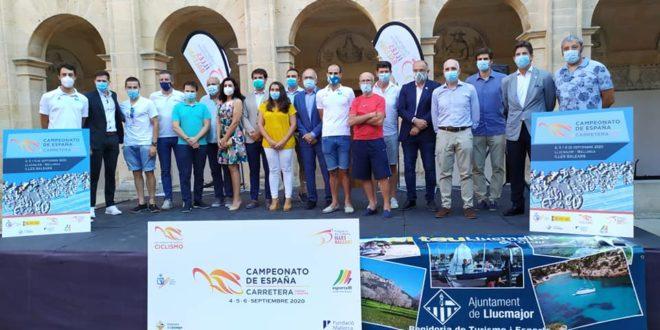 El Campeonato de España de Carretera Junior y Máster 2020 sigue adelante