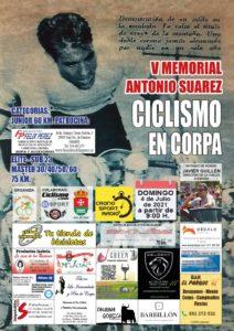 Memorial Antonio Suárez 2021