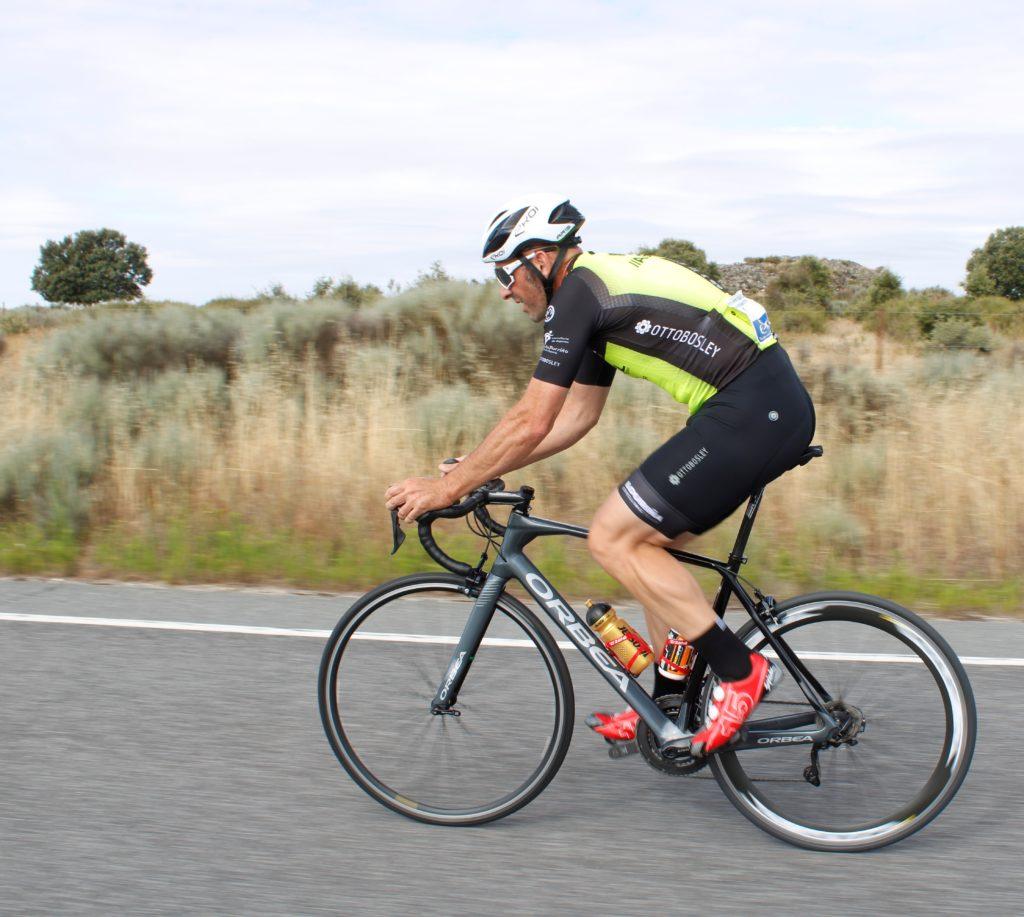 Manuel Pando. Foto: Ciclismo González