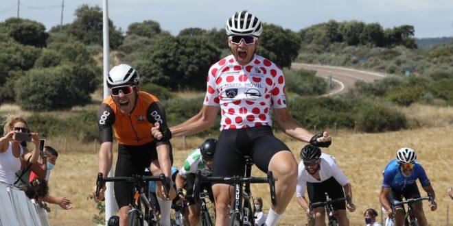 Joaquín Calderón se impone en la última etapa de la Challenge Salamanca Máster y Jiménez se lleva la vuelta